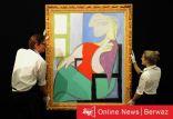 عرضة لوحة لبابلو بيكاسو فى مزاد علنى بقيمة 55 مليون دولار