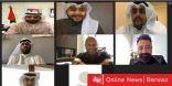 بحث تنمية العلاقات التجارية بين مجلس الأعمال الكويتي والقائم بأعمال سفارة الإمارات