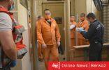 مئات السجناء الأمريكين يرفضون تلقى لقاح فيروس كورونا