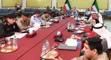 وزير الدفاع يؤكد العمل على تطوير الجيش الكويتي ليواكب تطور الجيوش من امكانيات وتسليح