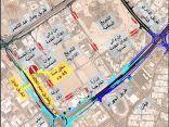 وزارة الداخلية تعلن عن غلق مدخل ومخرج مقابل ديوان الخدمة المدنية لمدة 45 يوما