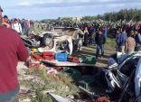 مأساة في تونس بعد مقتل 15 امرأة وإصابة 20 في حادث مروري أليم