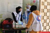 200 متطوع ومتطوعة ضمن الهلال الأحمر يشاركون في انتخابات «أمة 2020»
