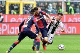 يوفنتوس يتجرع أول هزيمة له في الدوري الإيطالي أمام جنوى