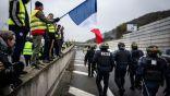 مسيرات السترات الصفراء تواصل الاحتجاجات في فرنسا للسبت الـ15