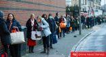 بريطانيا تبحث صرف مبلغ نقدي لكل مريض كورونا في البلاد