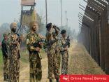 رسميا  إتفاق هندي باكستاني مشترك لوقف إطلاق النار في كشمير