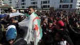 الحراك الشعبي الجزائري مستمر لتنحية نظام بوتفليقة