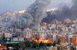 الجيش الاسرائيلي يقصف جنوب لبنان !