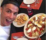 ماذا يتناول رونالدو يوميا للحفاظ على تألقه وتفوقه ؟