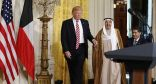 سمو الأمير يتلقى اتصالا من ترامب مرحبا بلقاء سموه في الوقت الذي يراه مناسبا