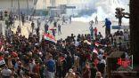 الكشف عن عدد المتظاهرين المختطفين في العراق