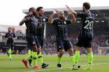 السيتي يستعيد الصدارة واليونايتد في المركز الرابع مؤقتا ضمن الدوري الإنجليزي