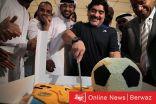 دبي تحيي ذكرى مارادونا فى اليوم الوطنى الإماراتى