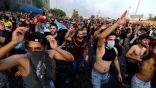 مقتل طفلة برصاصة طائشة ضمن مظاهرات النجف العراقية