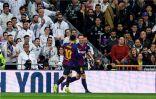 برشلونة يقهر ريال مدريد مجددا وينفرد بصدارة الليغا الإسبانية