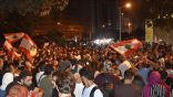"""احتفالات ضخمة لبنانية باستقالة وزراء """"القوات"""" من الحكومة"""